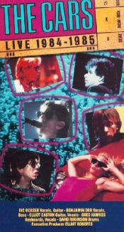 The Cars: Live 1984-1985