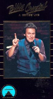 Billy Crystal---A Comic's Line