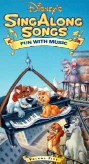 Disney's Sing Along Songs: Fun with Music