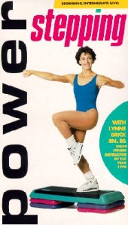 Power Stepping with Lynne Brick