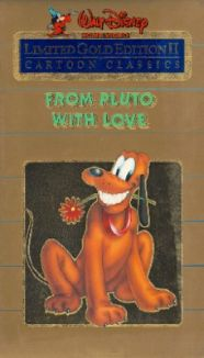 From Pluto with Love: Walt Disney Cartoon Classics Limited Gold Edition