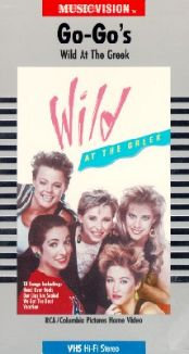 Go-Go's: Wild at the Greek