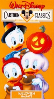 Halloween Haunts: Walt Disney Cartoon Classics