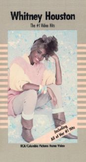 Whitney Houston: The Number One Video Hits