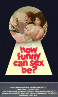 How Funny Can Sex Be?