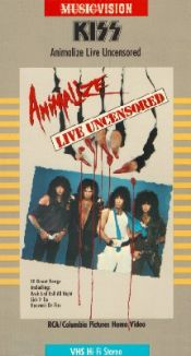 KISS: Animalized Live Uncensored