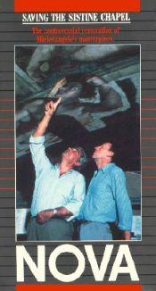 NOVA : Can the Vatican Save Sistine Chapel?