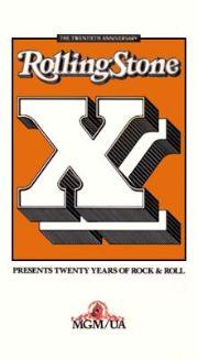 Rolling Stone Magazine's 20 Years