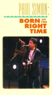 Paul Simon: Born at the Right Time