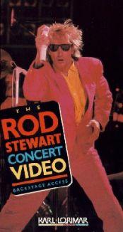 The Rod Stewart Concert Video