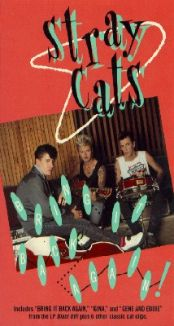 Stray Cats: Bring It Back Again