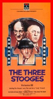 The Three Stooges : An Ache in Every Stake
