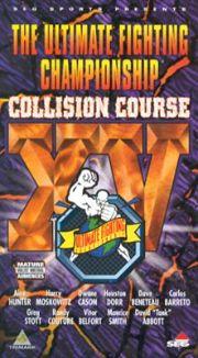 UFC 15: Collision Course