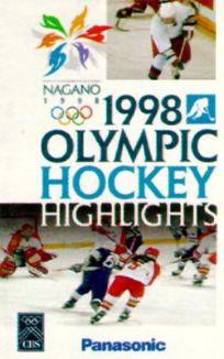 1998 Olympic Hockey Highlights