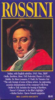 Rossini: Barbiere / Otello / Mose / Tell