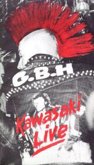 G.B.H.: Kawasaki Live