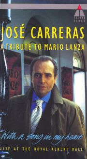 Jose Carreras: With a Song in My Heart
