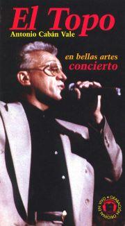 Topo: En Bellas Artes Concierto