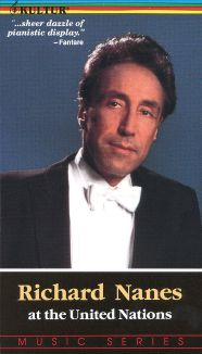Richard Nanes in Concert at the United Nations