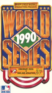MLB: 1990 World Series - Cincinnati vs. Oakland