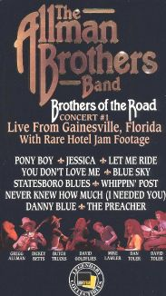 The Allman Brothers Band: Brothers of the Road