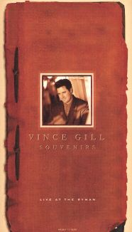 Vince Gill: Souvenirs