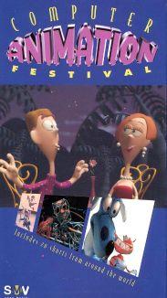 Odyssey: Computer Animation Festival, Vol. 3