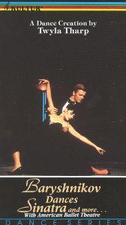 Baryshnikov Dances Sinatra & More...