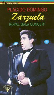 Placido Domingo: Zarzuela at the Royal Gala Concert