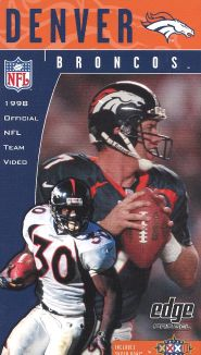 NFL: 1998 Denver Broncos Team Video