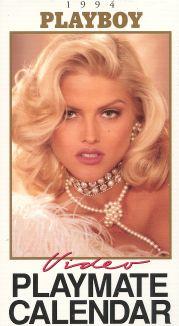 Playmate Calendar 1994