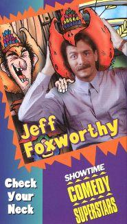 Jeff Foxworthy: Check Your Neck