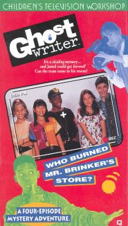 Ghostwriter: Who Burned Mr. Brinker's Store?
