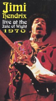 Jimi Hendrix at Isle of Wight: Blue Wild Angel