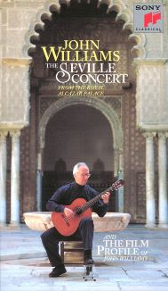John Williams: The Seville Concert and the Film Profile