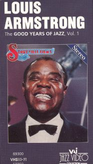 Louis Armstrong: The Good Years of Jazz, Vol. 1