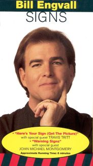 Bill Engvall: Signs