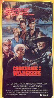 Codename: Wildgeese