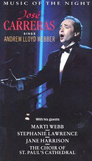 Jose Carreras Sings Andrew Lloyd Webber