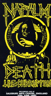 Napalm Death: Live Corruption