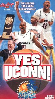 The Official 1999 NCAA Basketball Championship Video: Yes UConn!