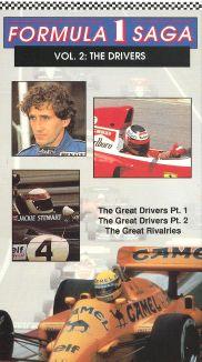 Formula 1 Saga, Vol. 2: The Drivers