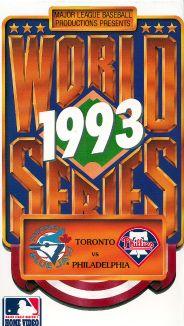MLB: 1993 World Series - Toronto vs. Philadelphia