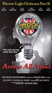Electric Light Orchestra Part II: Access All Areas
