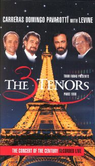 The Three Tenors 1998