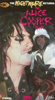 Alice Cooper: The Nightmare Returns