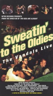 The Vandals Live: Sweatin' to the Oldies