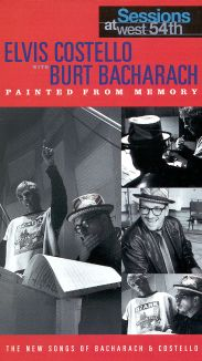 Elvis Costello with Burt Bacharach: Painted from Memory - The New Songs of Bacharach