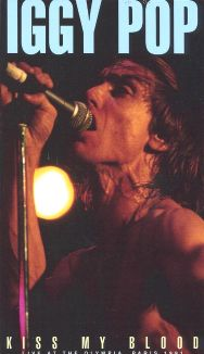 Iggy Pop: Kiss My Blood