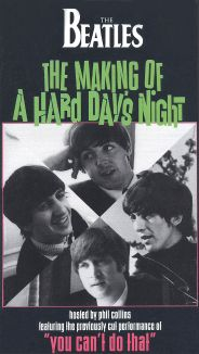 You Can't Do That: Making of a Hard Day's Night